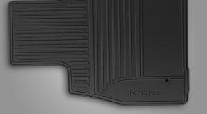 TAPETE (4 UN.) Feito em material de alta resistência, com encaixe perfeito.