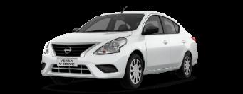 NISSAN VERSA V-DRIVE 1.6 SE CVT